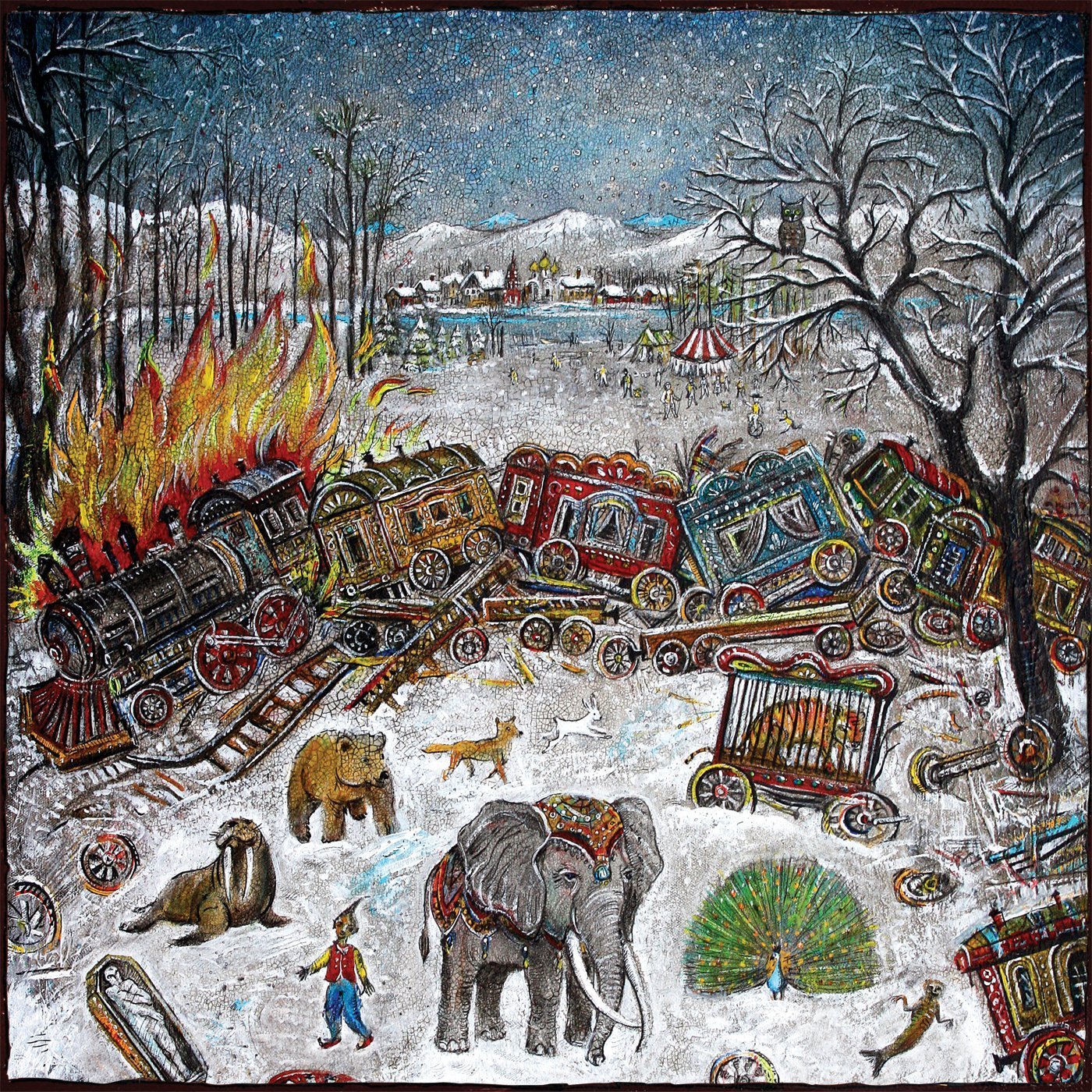 MeWithoutYou - Ten Stories LP (Big Scary Monsters)