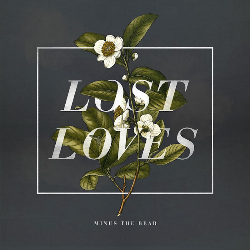 Minus The Bear - Lost Loves LP (Big Scary Monsters)