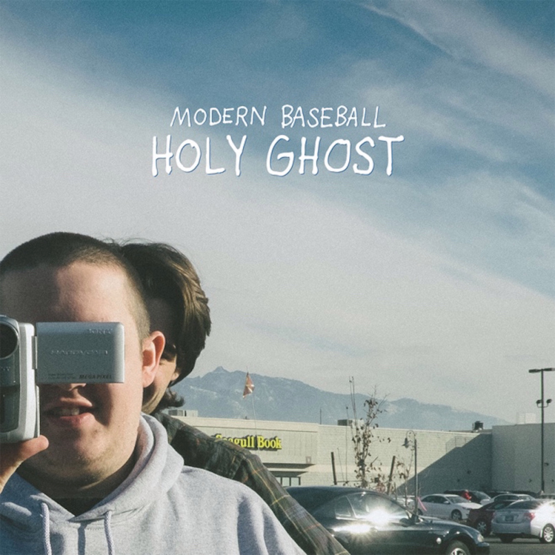 Modern Baseball - Holy Ghost LP (Big Scary Monsters)