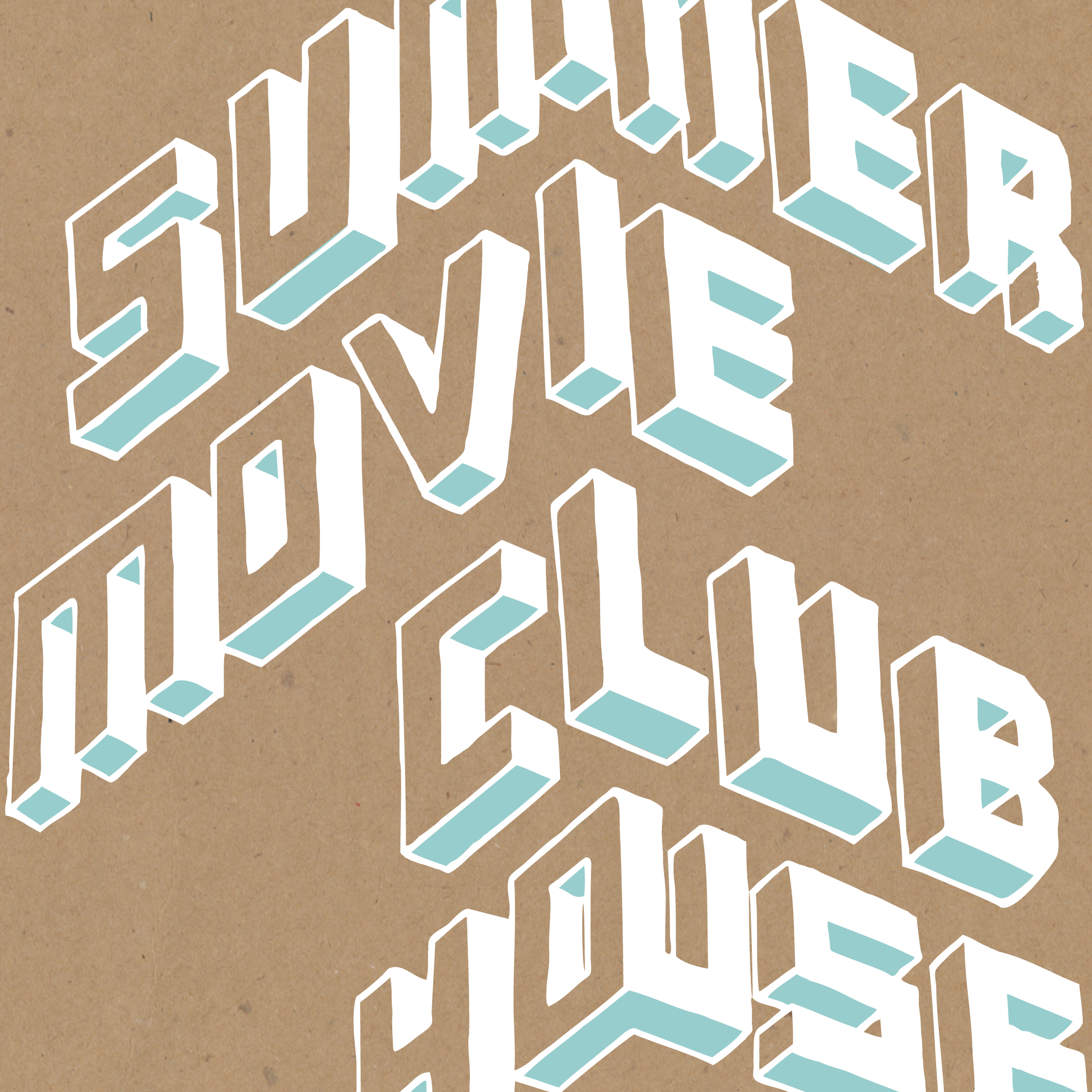 Summer Movie Clubhouse - Benefit Series, Vol. 1