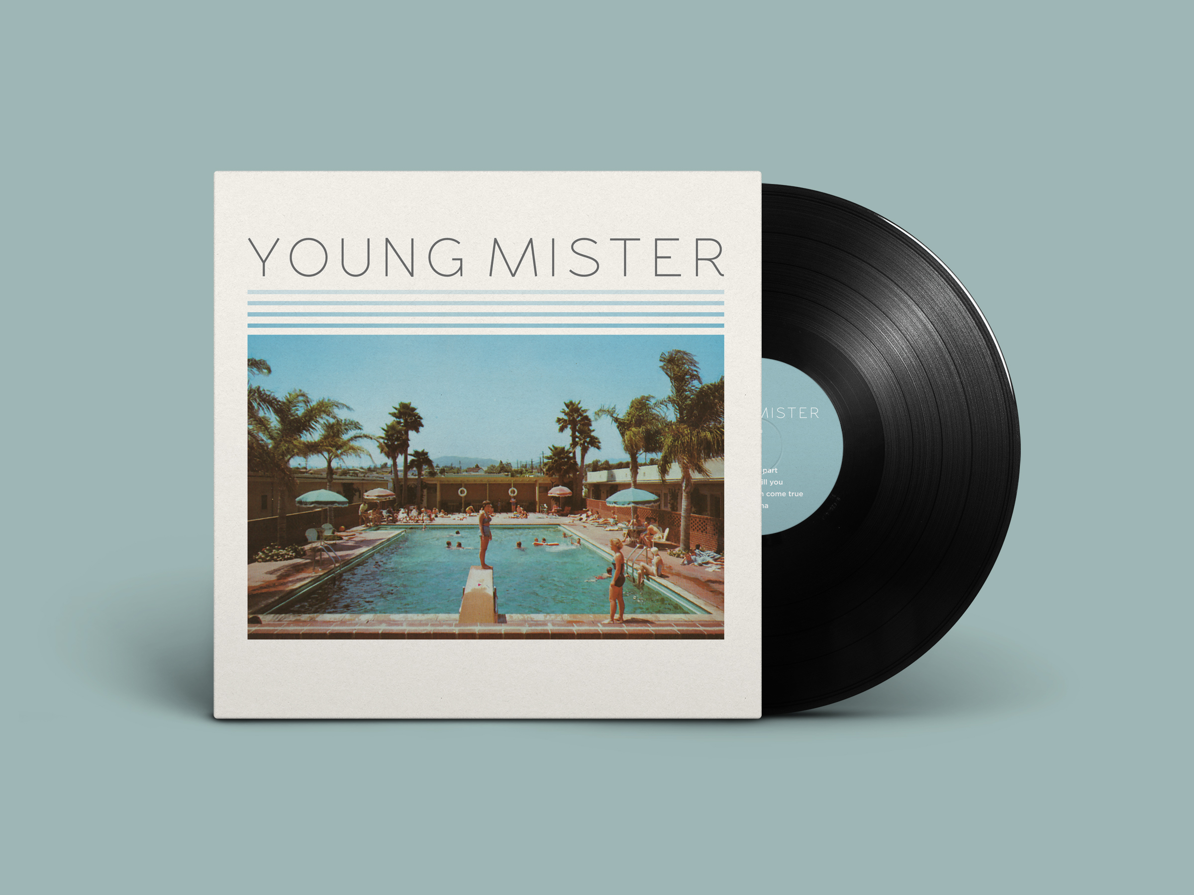 Young Mister - Young Mister