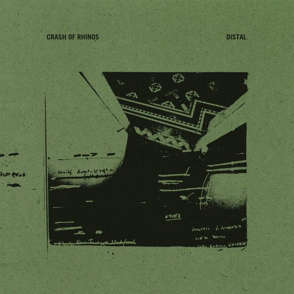 Crash of Rhinos - Distal (Tape)