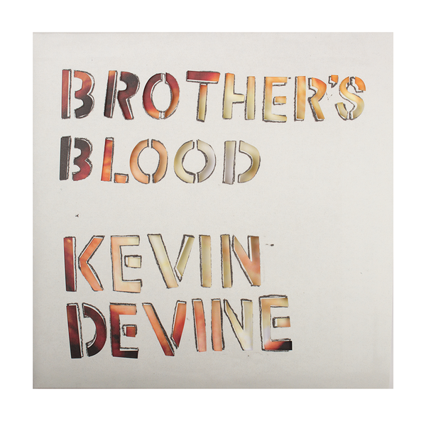 Kevin Devine - Brother's Blood (2xLP reissue)