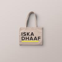 Iska Dhaaf - ID Tote Bag - image