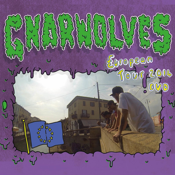 Gnarwolves - European Tour 2014 (DVD)