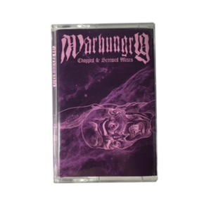 War Hungry - Chopped & Screwed Mixes Cassette Tape