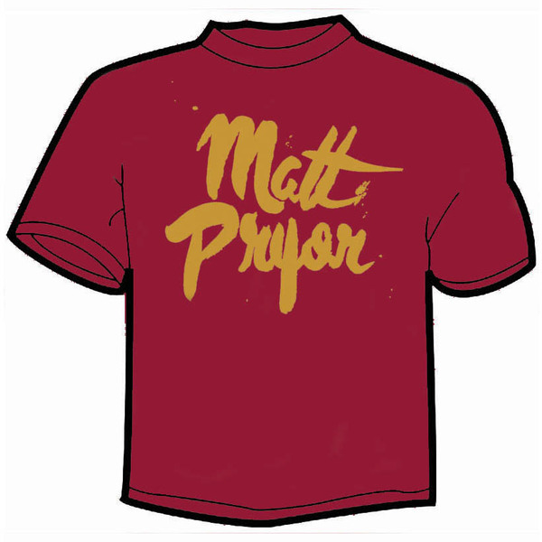 Matt Pryor Logo T-Shirt