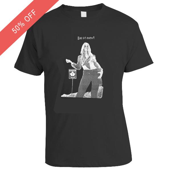 Basement - Hitchhiker Shirt