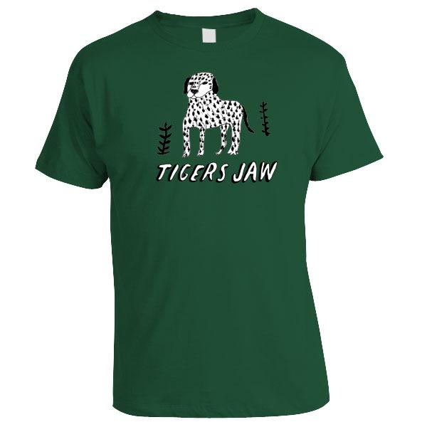 Tigers Jaw - Dalmation Shirt
