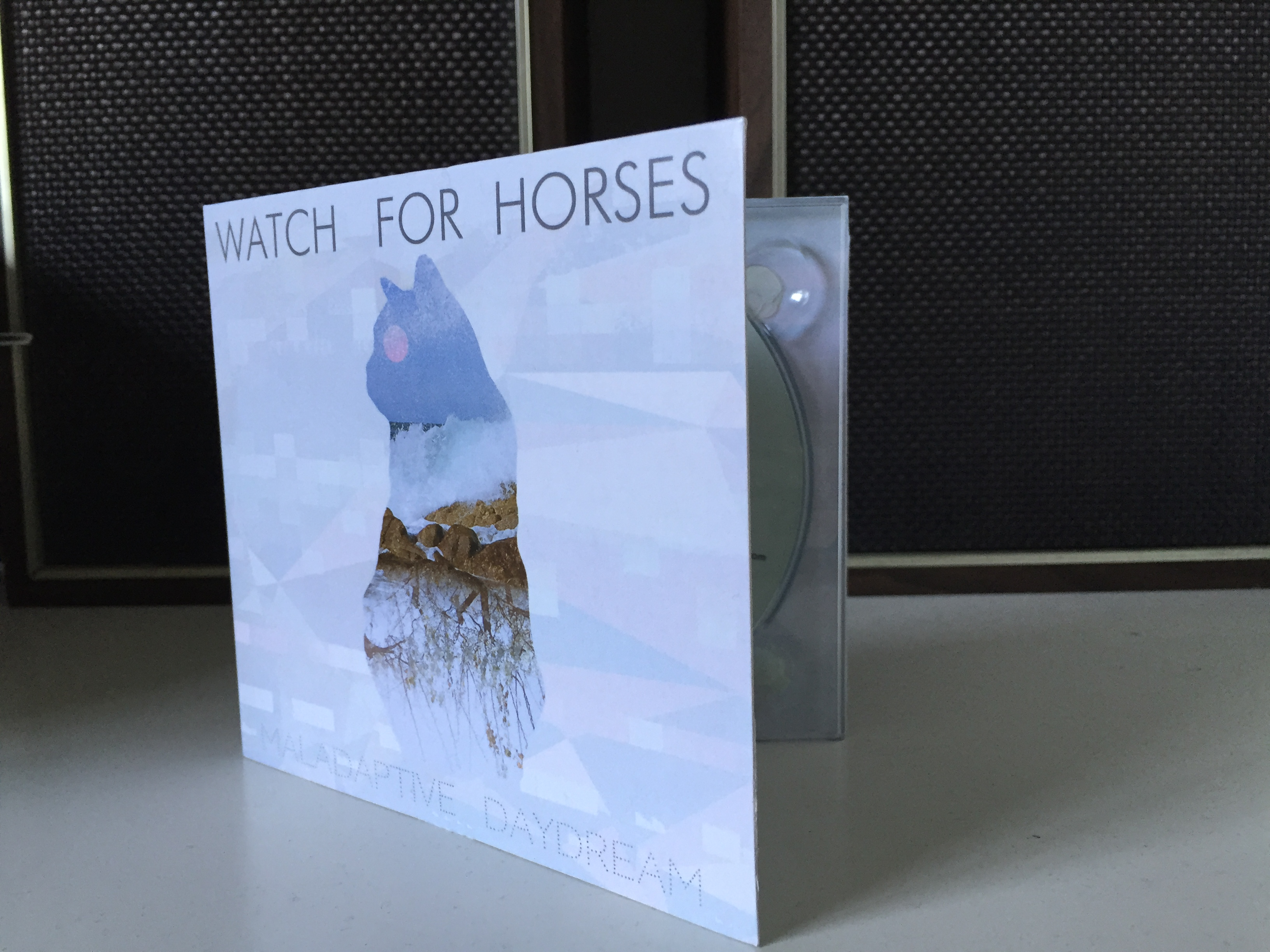 Wiretap Records Watch For Horses Maladaptive Daydream Cd