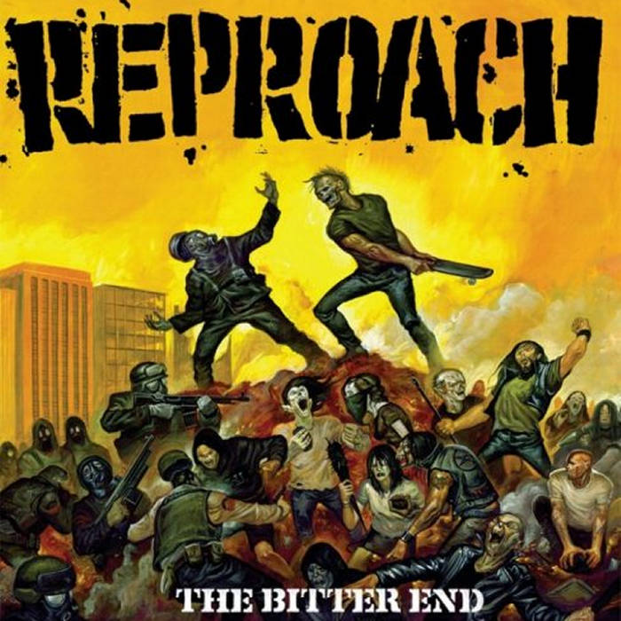 Reproach - the bitter end