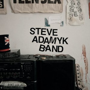 Steve Adamyk Band - Graceland LP