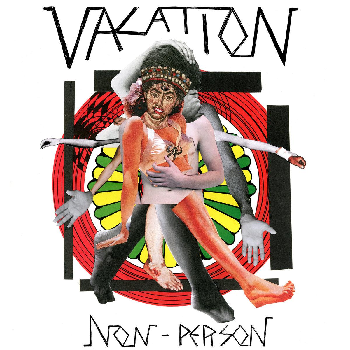 Vacation - Non Person LP