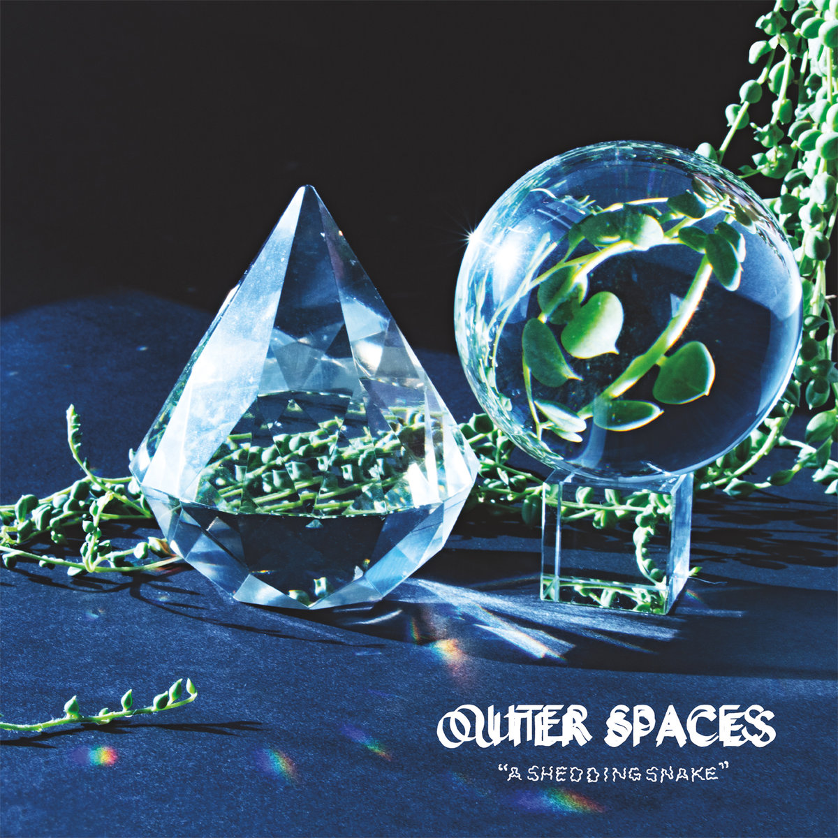 Outer Spaces - A Shedding Snake LP