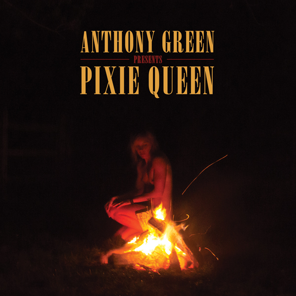 Anthony Green - Pixie Queen LP/CD