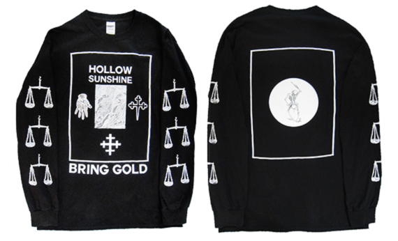 Hollow Sunshine - Merchandise