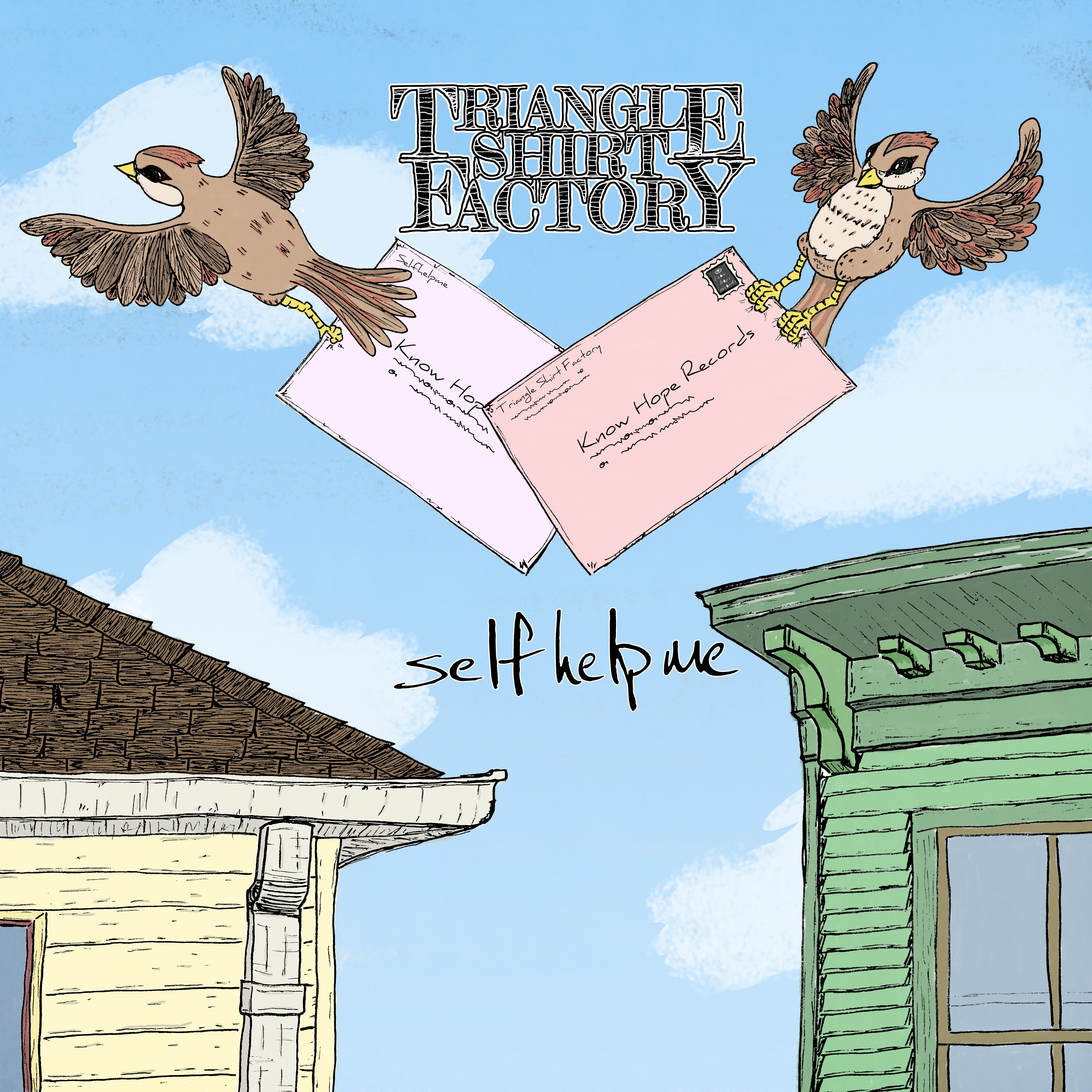 Triangle Shirt Factory / selfhelpme - Split 7