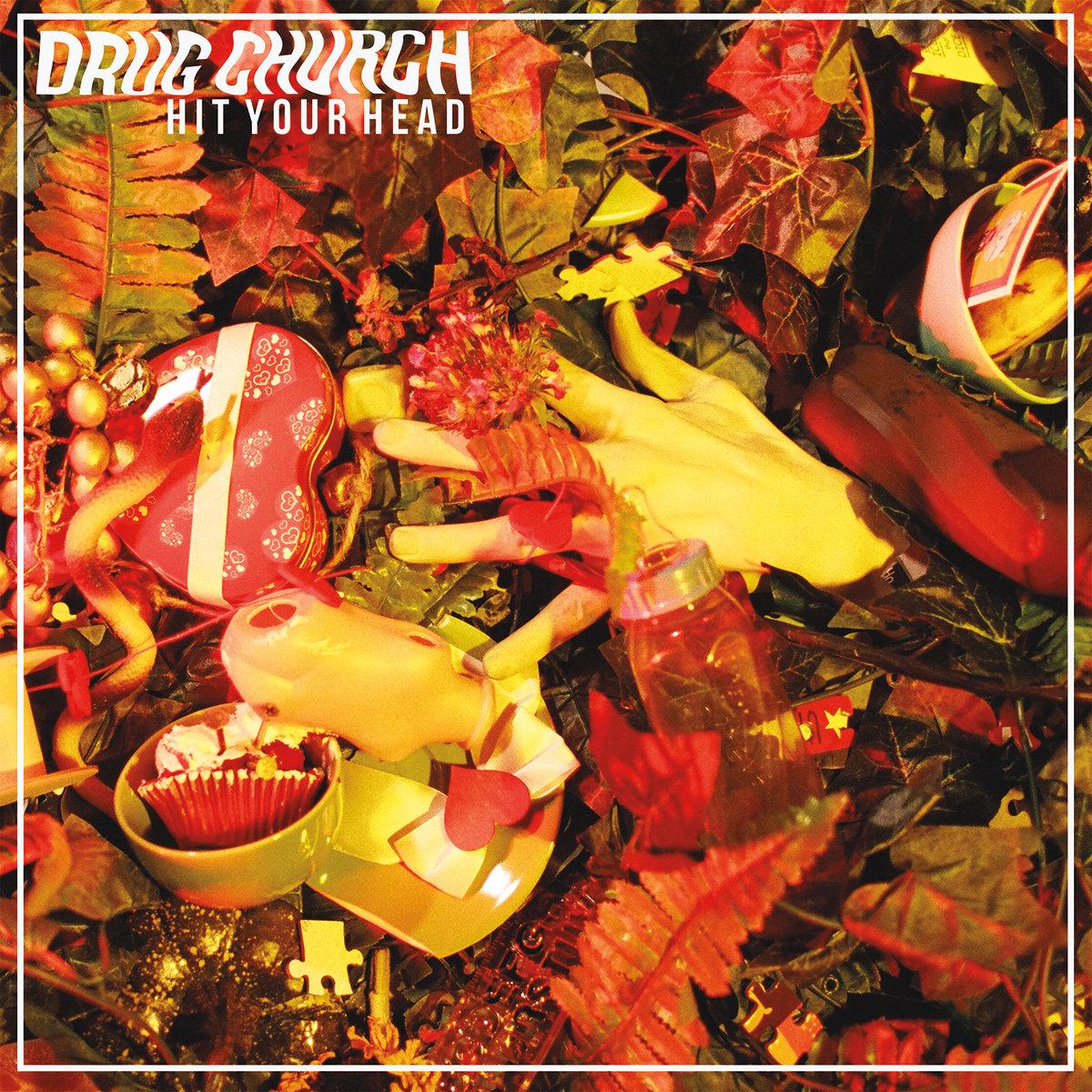 Drug Church - Hit Your Head LP