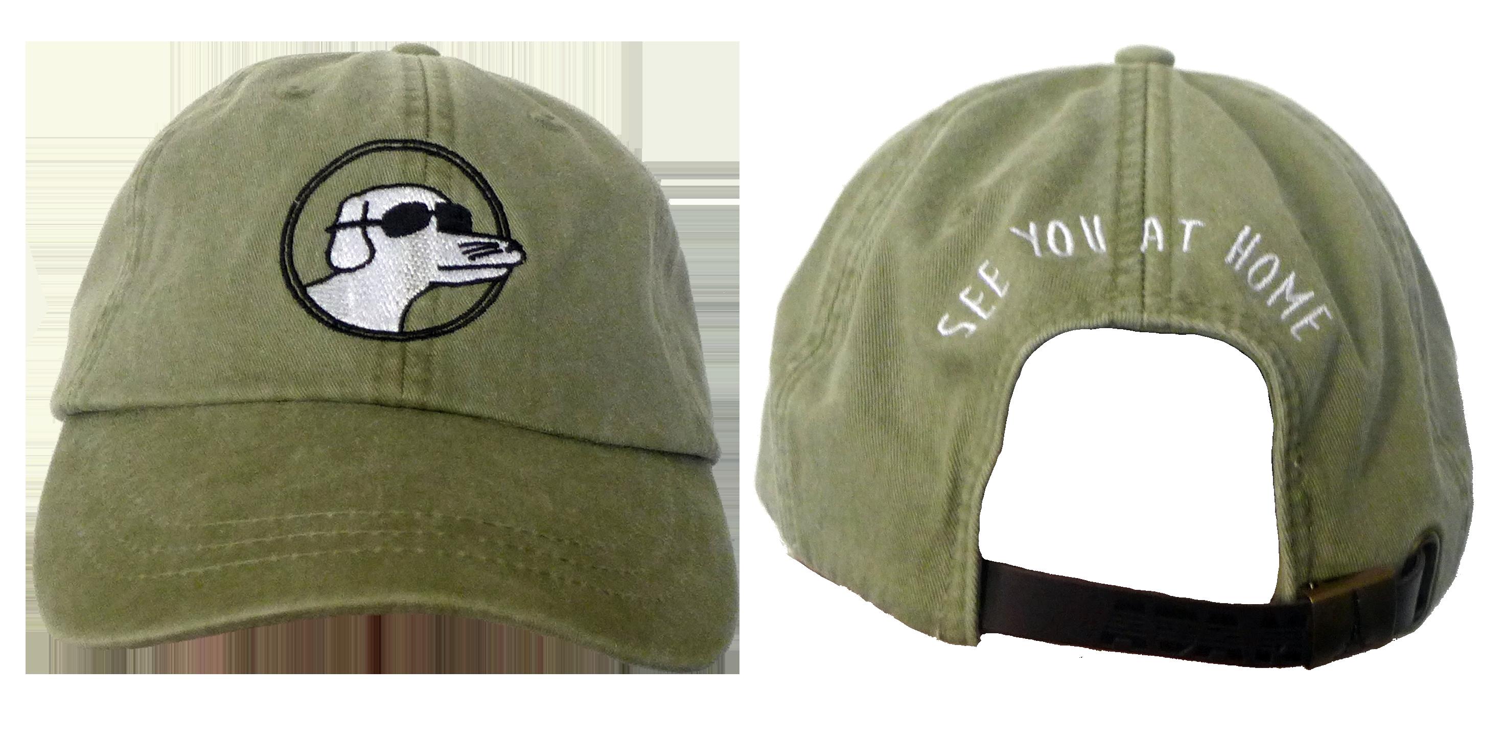 794460847cd Modern Baseball - MoBo Dog Dad Hat