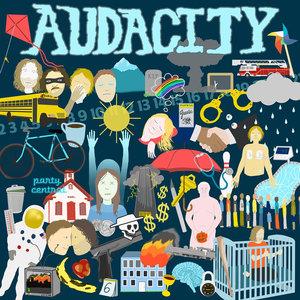 Audacity - Hyper Vessels LP