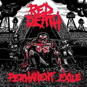 Red Death - Permanent Exile LP