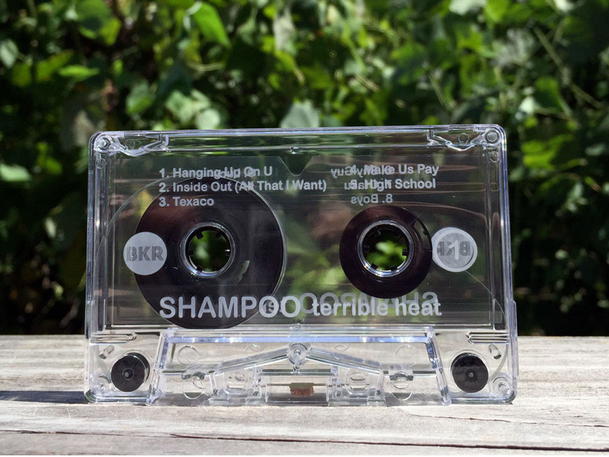 Shampoo - Terrible Heat
