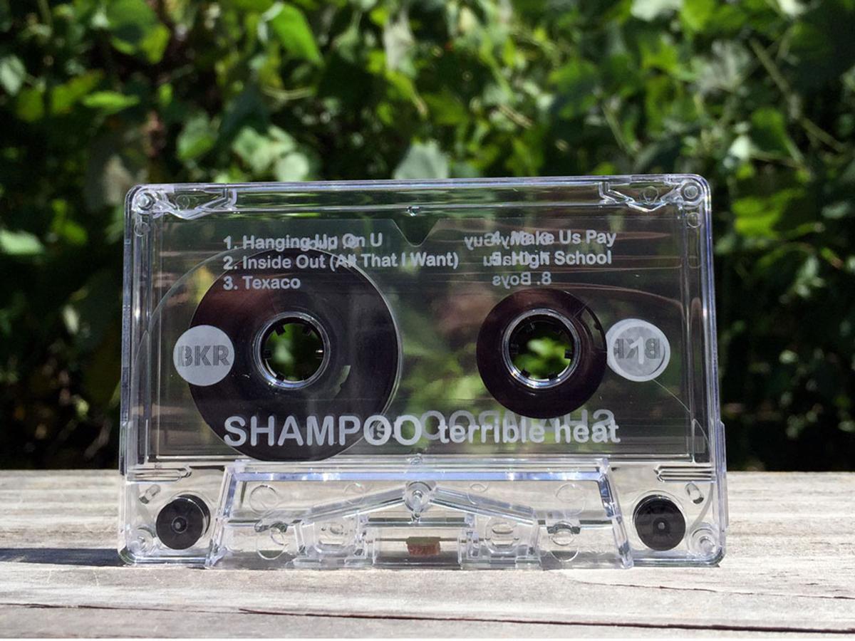 Shampoo - Terrible Heat