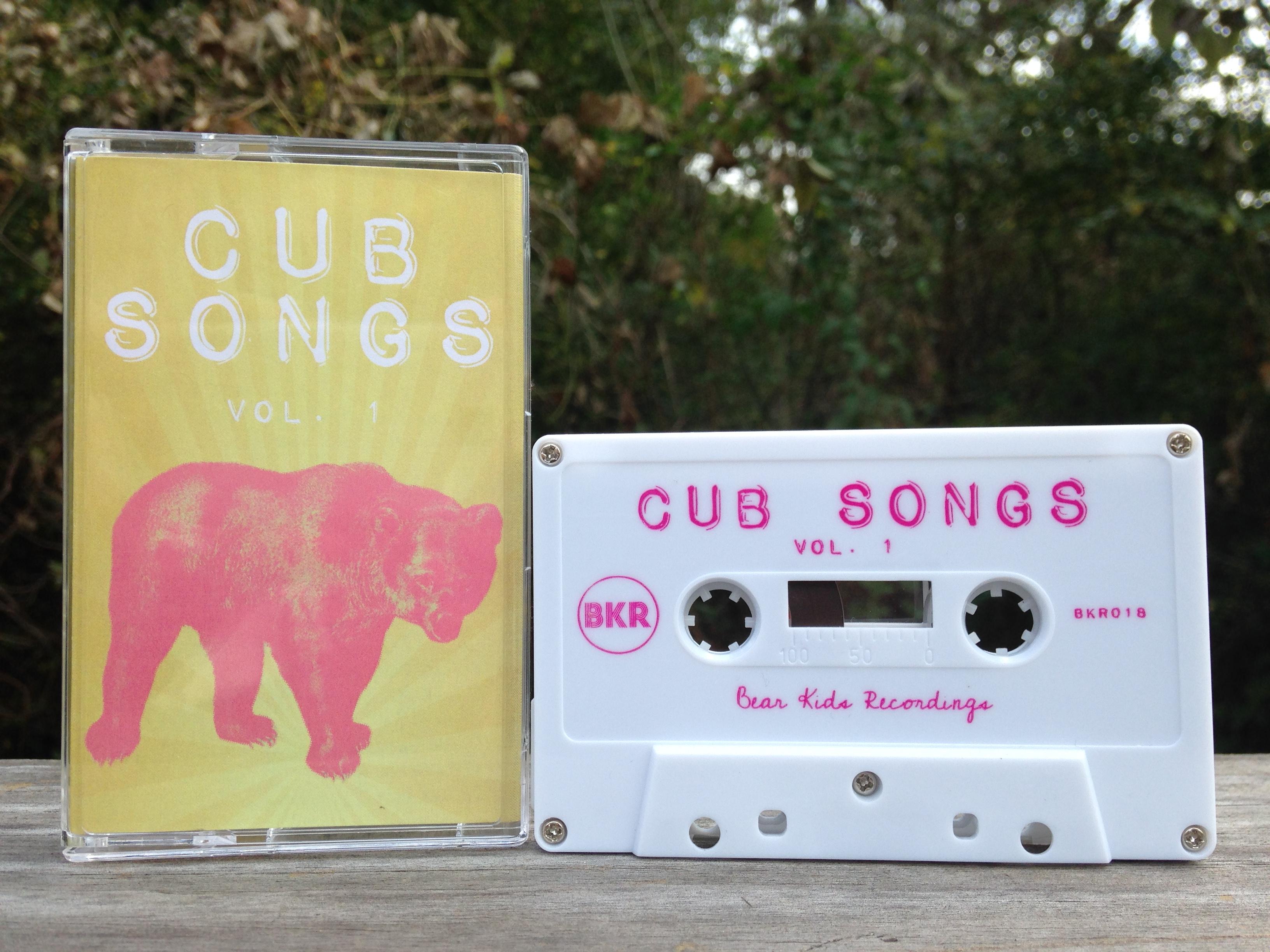 Various Artists - Cub Songs Vol. 1