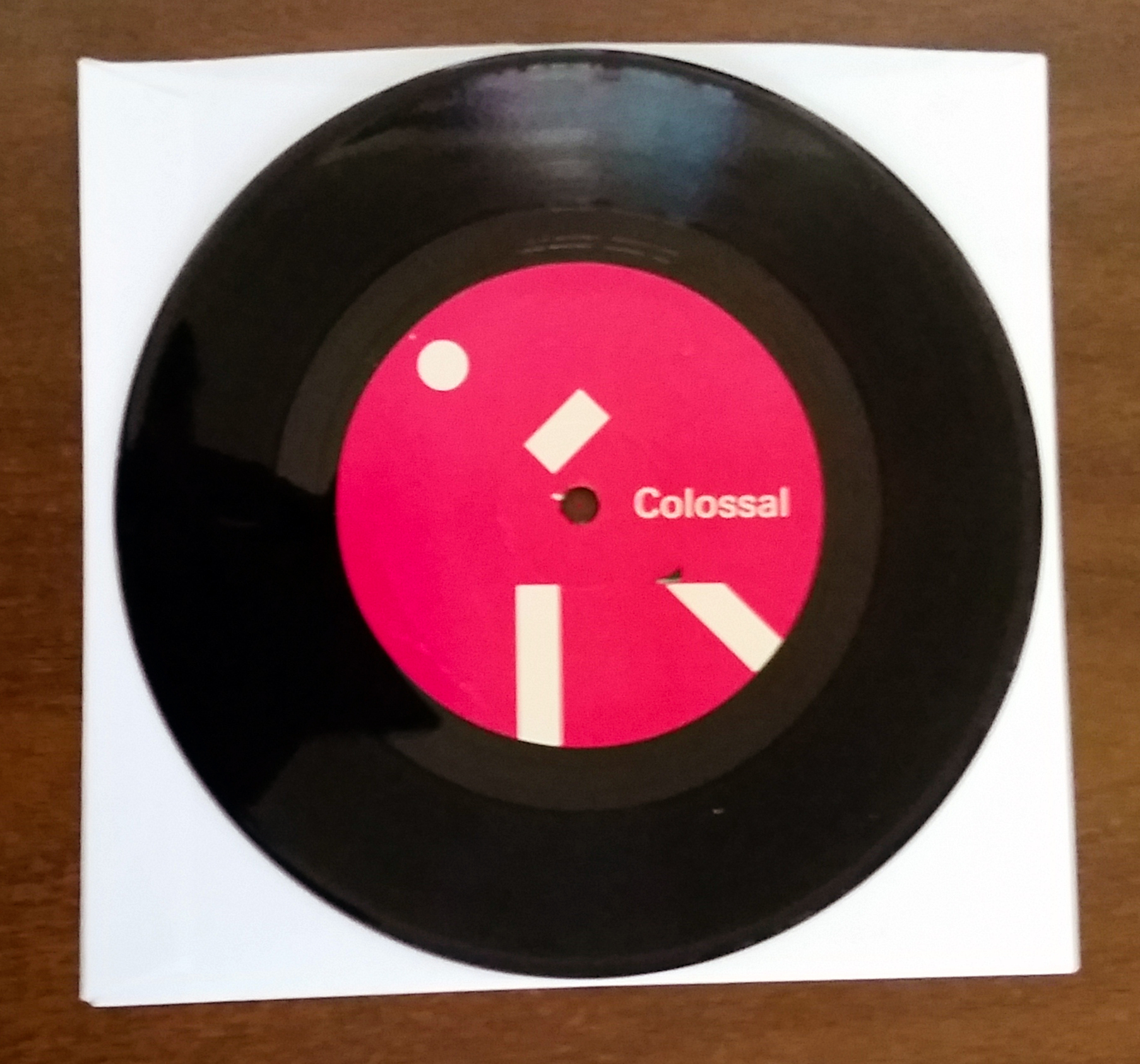 COLOSSAL/OWEN SPLIT 7