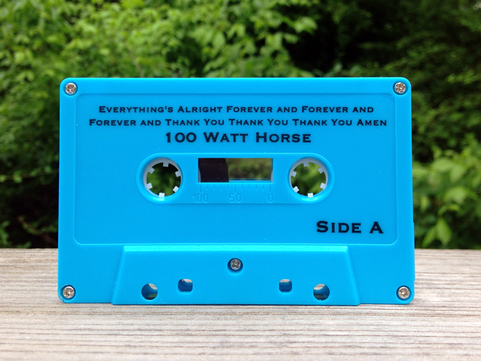 100 Watt Horse - Everything Is Alright Forever and Forever and Forever and Thank You Thank You Thank You Amen