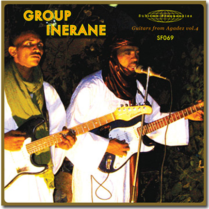 Group Inerane: Guitars From Agadez Volume 4
