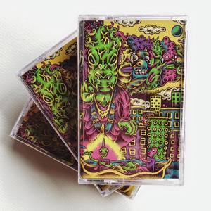 (ON SALE!!) Dessa Sons - Personalities in Consciousness full length cassette