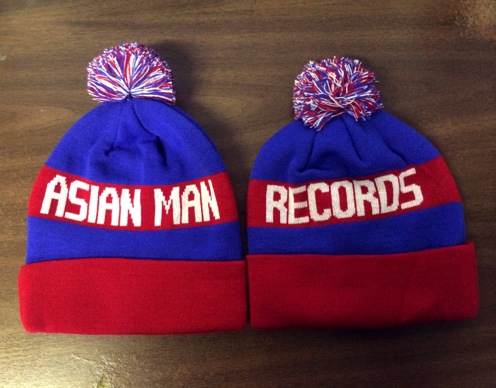 ASIAN MAN RECORDS Beanie