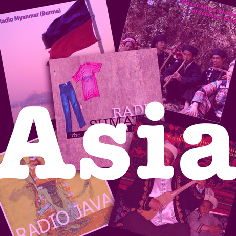 Bundle #6: Asia - $55 for 5 CDs