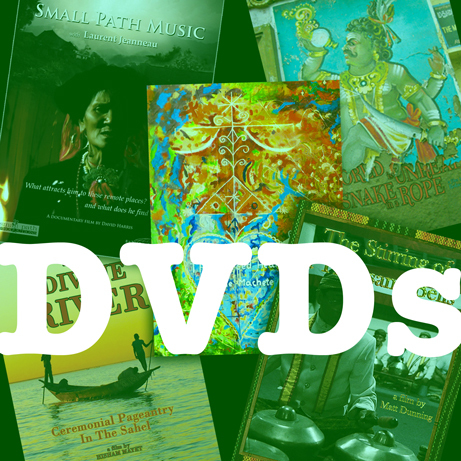 Bundle #4: DVDs - $65 for 5 DVDs