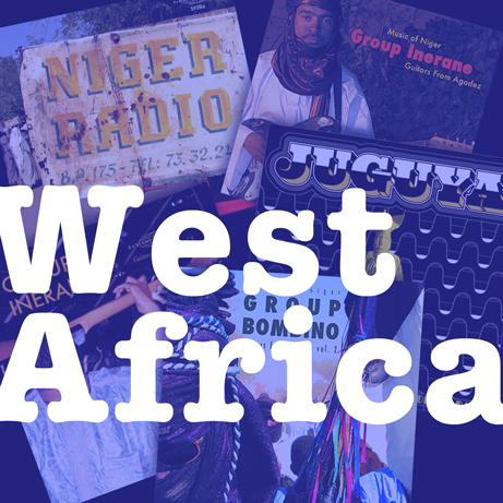 Bundle #2: West Africa - $55 for 5 CDs