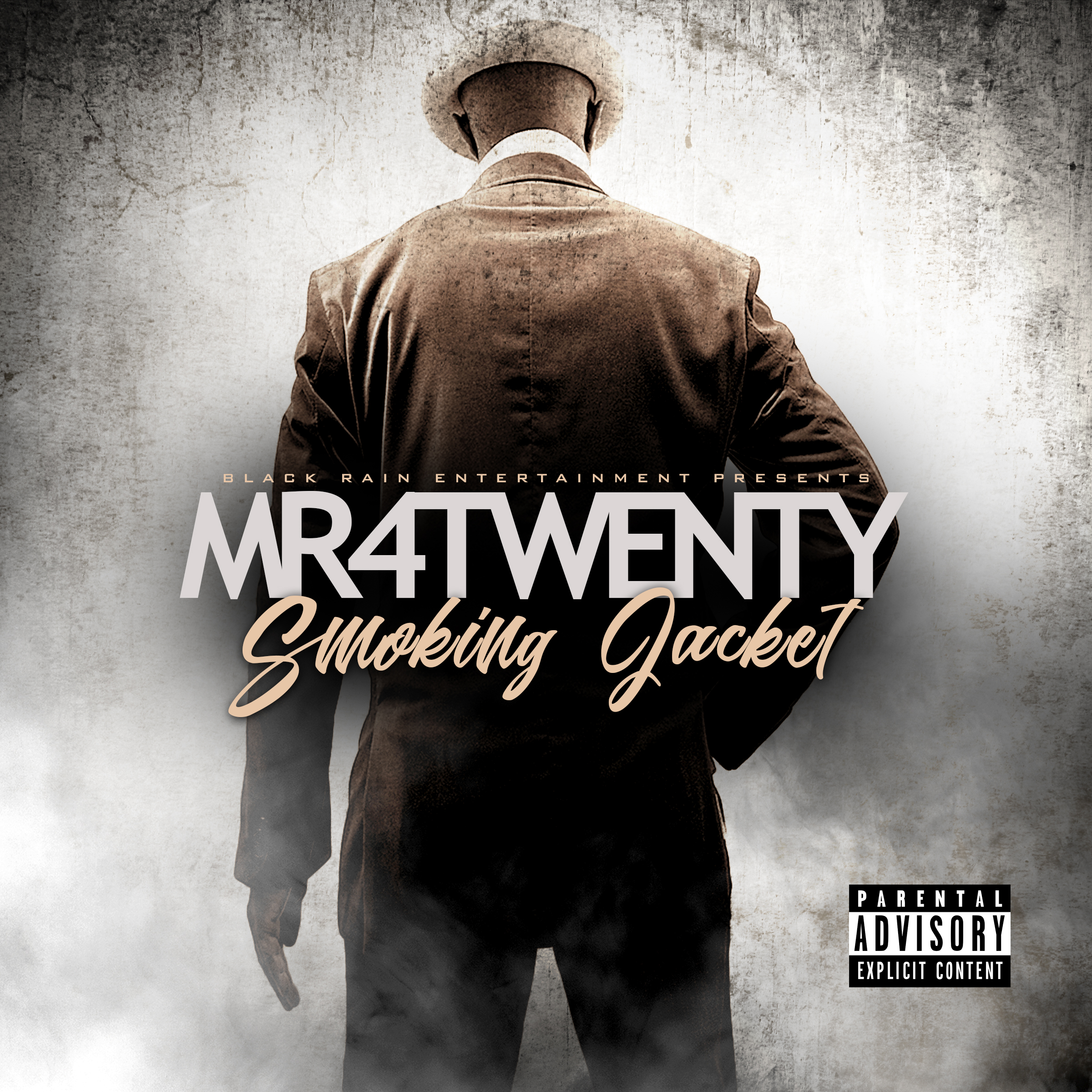 Mr. 4Twenty - Smoking Jacket