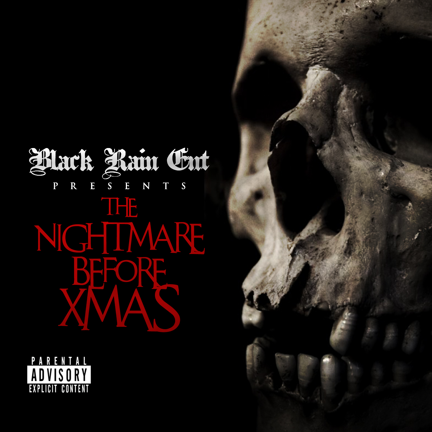 Black Rain Entertainment Presents - The Nightmare Before Xmas