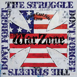 WARZONE ´Don't Forget The Struggle, Don't Forget The Streets´ [LP]