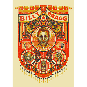 Billy Bragg - Print