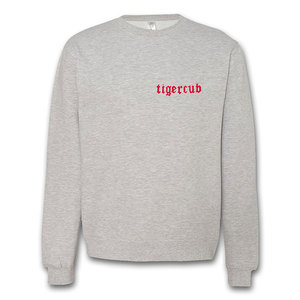 TIGERCUB Abstract Figures in The Dark Sweater