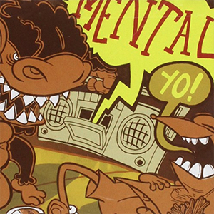 Mental - Yo! EP + Live On WERS CD