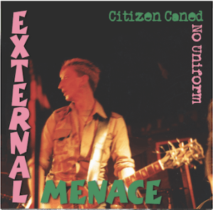 Violent Society / External Menace Split  12