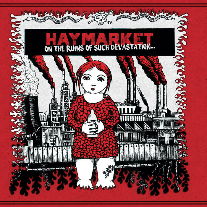 Haymarket - on the ruins of such devastation