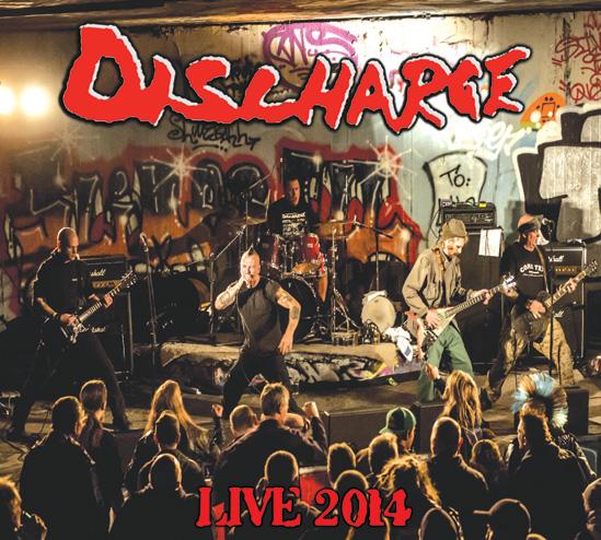 Discharge - live 2014
