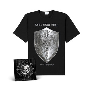 Axel Rudi Pell - Into The Storm (Limited CD+shirt Bundle)