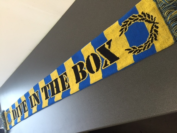 Dive in the Box Scarf