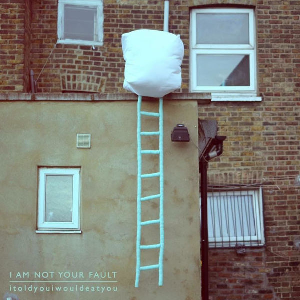 itoldyouiwouldeatyou - I Am Not Your Fault LP