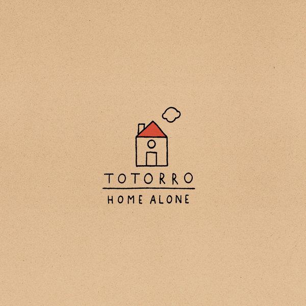 Totorro - Home Alone LP / CD