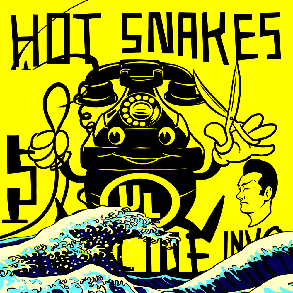 Hot Snakes - Suicide Invoice LP / Tape